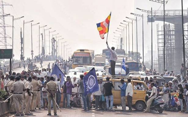 Bhima-Koregaon: Glimmerings of a Maratha-Dalit-Bahujan Alliance Against Fascism