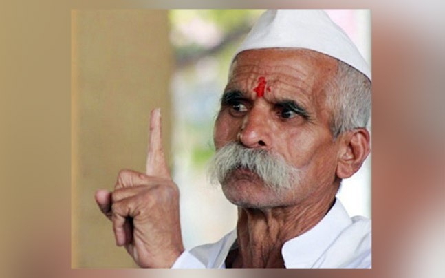 Hate Speech: Sunday Speech of Prime Accused Manohar Bhide Postponed