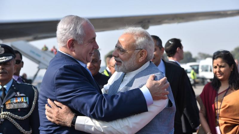 India Stands on the Wrong Side of History as Modi Embraces Netanyahu