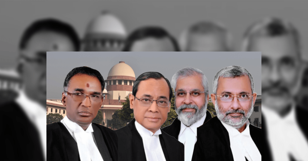 Full Letter to the Chief Justice of India from the Supreme Court Judges