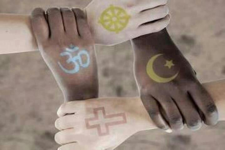 जाति धर्म की बंदिशों के बावजूद भी इन्सानियतं जिन्दा है