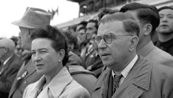 Simone de Beauvoir and the Left