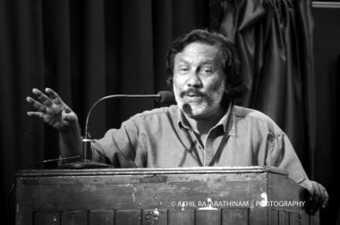 Malayalam Poet Kureeppuzha Sreekumar Responds to the Attack by RSS
