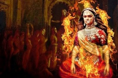 Padmavat: Celebration of Patriarchy (Jauhar, Sati, et al), Right Up the Karni Sena Street