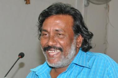 RSS Activists Attack Malayalam Poet Kureepuzha Sreekumar