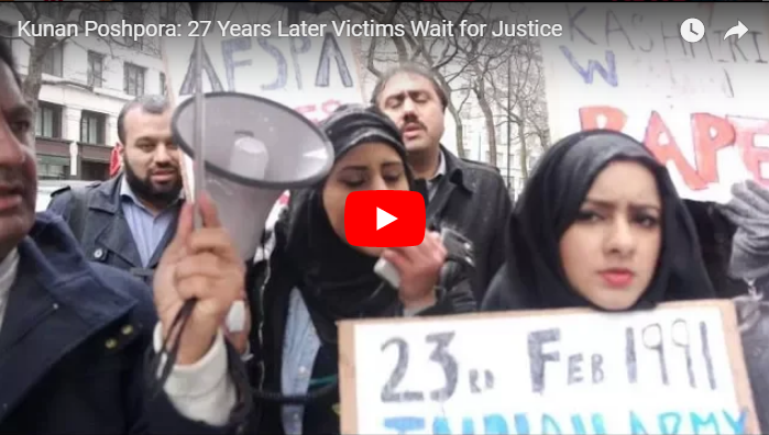 Kunan Poshpora: 27 Years Later Victims Wait for Justice