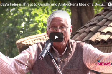 Is Today's India a Threat to Gandhi and Ambedkar's Idea of a Secular Nation?