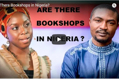 """Are there bookshops in Nigeria?"" Really? That's a Question?"