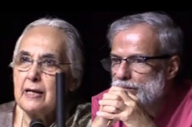 Romila Thapar in Conversation with Rajan Gurukkal