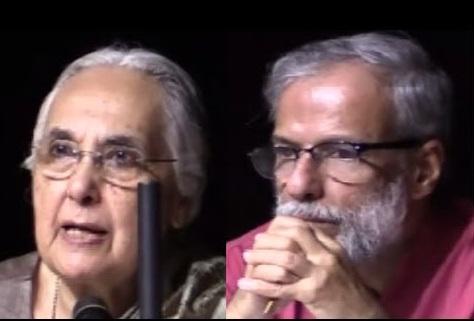 Romila Thapar in Conversation with Rajan Gurukkal