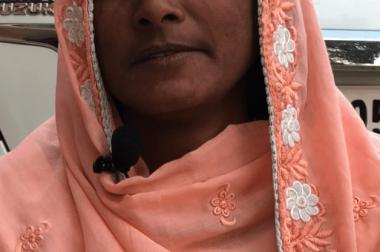 Want Justice not Revenge: Mariam Ansari