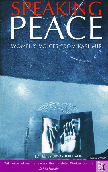 The Perilous State of Mental Health in Kashmir