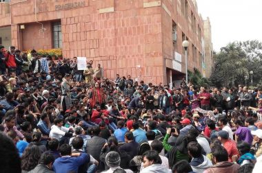 Statement by former JNU faculties on the recent attacks on the university