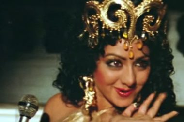 Sridevi: Breaking Stereotypes?