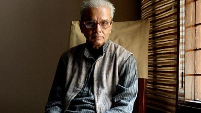 Kedarnath Singh: A Short Personal Note