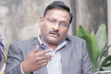 """My health is not at all good"" : GN Saibaba Writes from Jail"