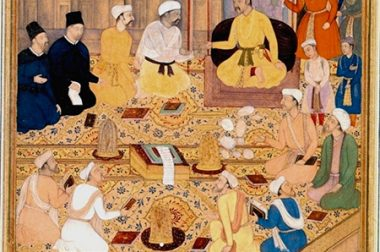 When Jesuit Priests Presented a Painting of Madonna at the Court of Akbar