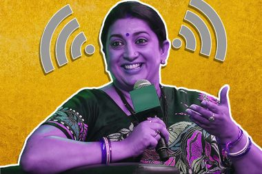 Is Smriti Irani Set on Another Collision with The Media?