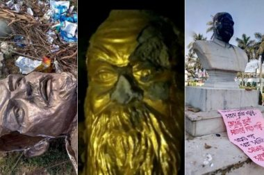 Statue Vandalism — Lenin, Periyer, Ambedkar and Now Azad: Who's the Foreigner in India?