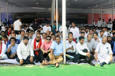 Mass Hunger Strike In Assam Against Citizenship Amendment Bill