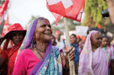 On #MayDay, Remembering the Powerful Kisan Long March