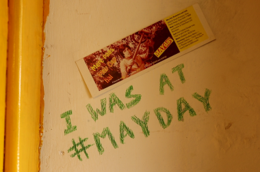 #May Day: Were You?