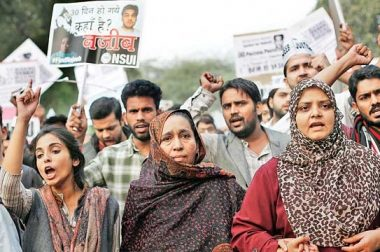 What Happens When The Big Media Runs Amok: In the Words of Missing Student Najeeb's Mother