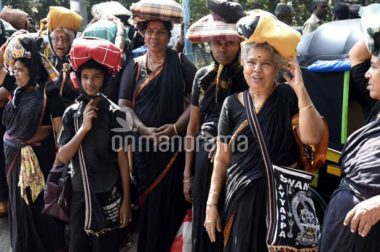 Writ Petition on Women's Entry into Sabrimala