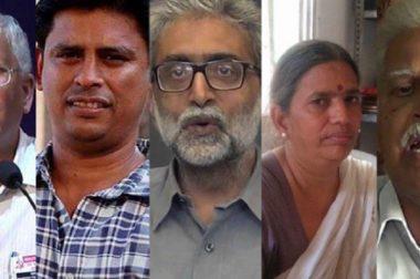 SAHMAT CondemnsArrest of Activists