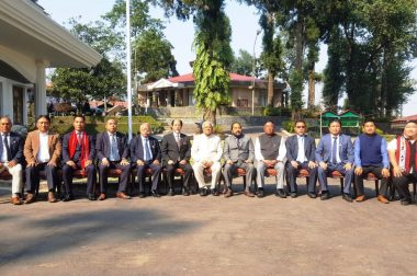 Finally, Nagaland All Male Cabinet Decides to Look at Women Reservation
