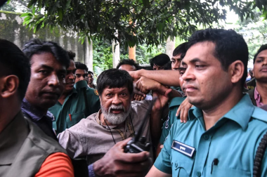 Over 250 Photographers, Artists, Journalists and Activists Demand Immediate Release of Dr. Shahidul Alam