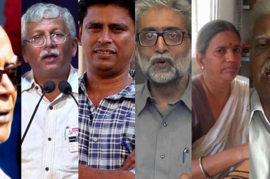 Joint Statement Condemning Arrest of Activists and Public Intellectuals