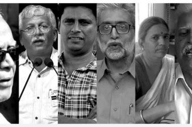 Statement on arrest of Sudha Bharadwaj, Gautam Navlakha, Varavara Rao, and other activists and intellectuals
