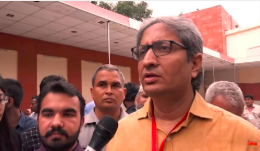 """Ravish Kumar: """"Newspapers and Channels Have Become Trolls"""""""