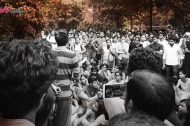 Students Allege Attack by ABVP Hours After Victory of United Left in JNUSU Polls