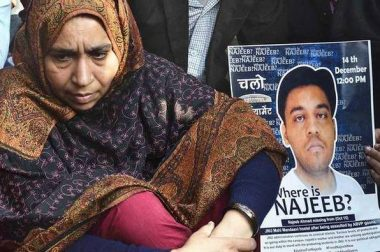 Najeeb's mother sues media houses for defaming son, file disappears from court!