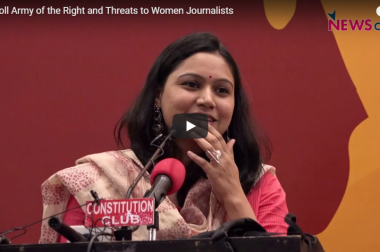 The Troll Army of the Right and Threats to Women Journalists: Neha Dixit