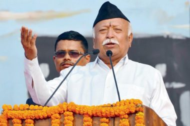 The RSS Conclave Betrays a Sense of Nervousness and Defeatism