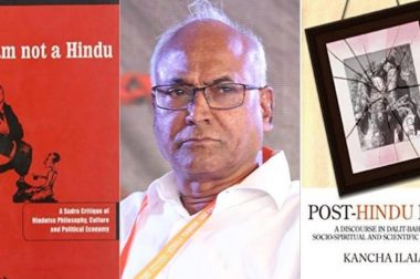 Decision to remove Kancha Ilaiah's books from Delhi University's Political Science PG syllabus is RSS-motivated