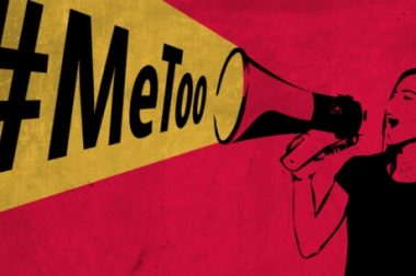 #MeToo: A Voice That Awoke the Sleeping