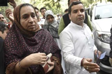 """I will challenge CBI's closure report"": Najeeb Ahmed's mother"
