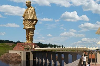 Inauguration of Sardar Patel's Statue of Unity Without People's Support