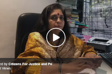 """""""Methods used to crush dissent, are now being adopted to silence survivors in the era of #MeToo"""": Teesta Setalvad"""