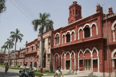 Controversy Over Poster of a Play in AMU, Play Cancelled