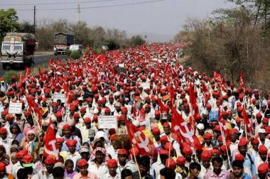 Has The Farmers March to Delhi Driven the BJP to Ayodhya?