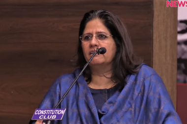 False to Assume Agents of State Act in Good Faith: Vrinda Grover