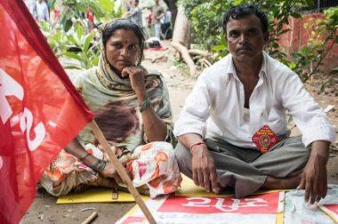 Kisan Mukti March | In Photos