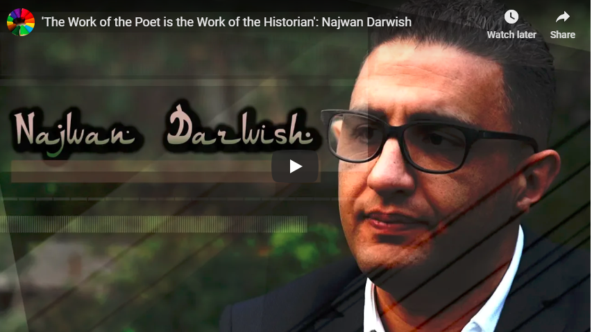 """The Work of the Poet is the Work of the Historian"""