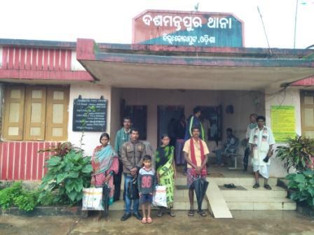 Orissa High Court's ruling against identity-based socioeconomic