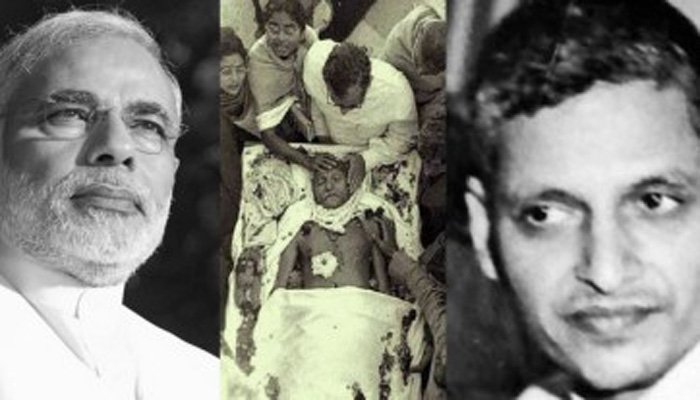 Godse Comes Alive to Haunt BJP in its Hour of Glory
